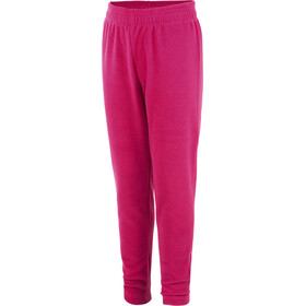 Color Kids Tudo Pantalon en polaire Enfant, camellia rose